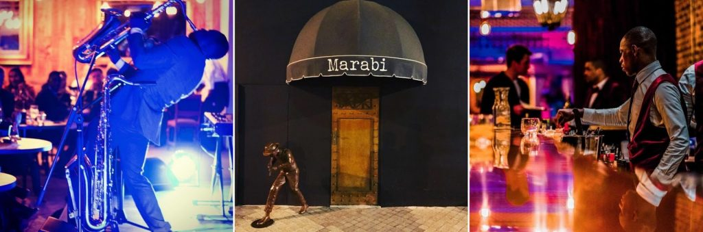 The marabi club